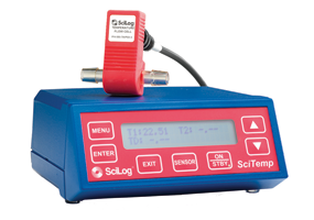 Monitor temperature in your process with these single use temperature sensors