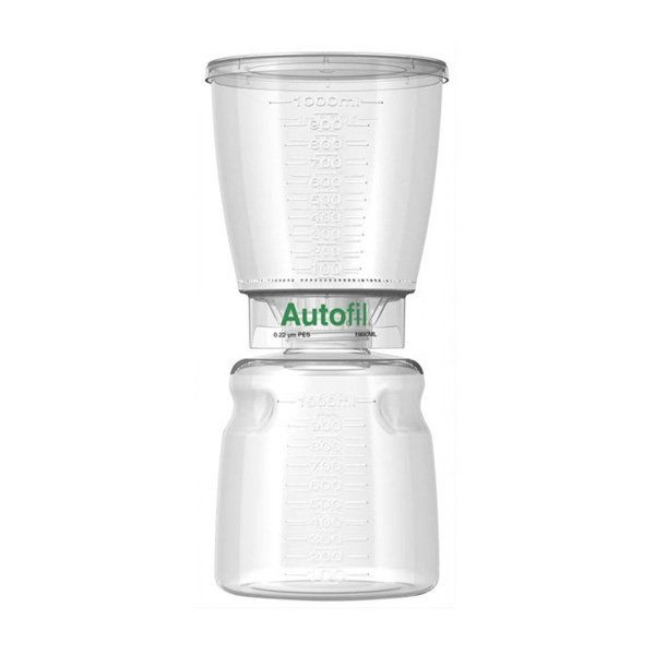 Autofil Bottle Top Filters