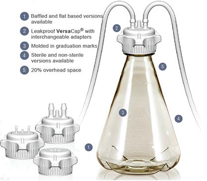 Erlermeyer Flasks