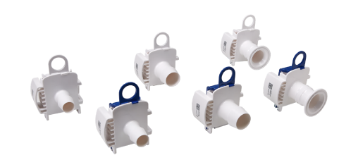 AseptiQuik L Connectors from CPC - Enable quick and easy sterile connections, in large-volume, high-flow production environments.