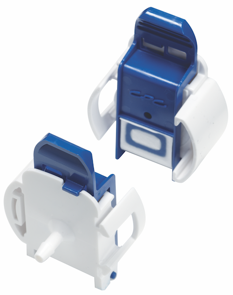 AseptiQuik S Connectors from CPC - Quick and easy sterile connections for low-flow applications